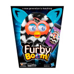 Ферби Бум Зигзаг (Furby Boom Figure Zigzag Stripes) Теплая волна