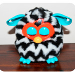 Furby Boom Figure Zigzag Stripes